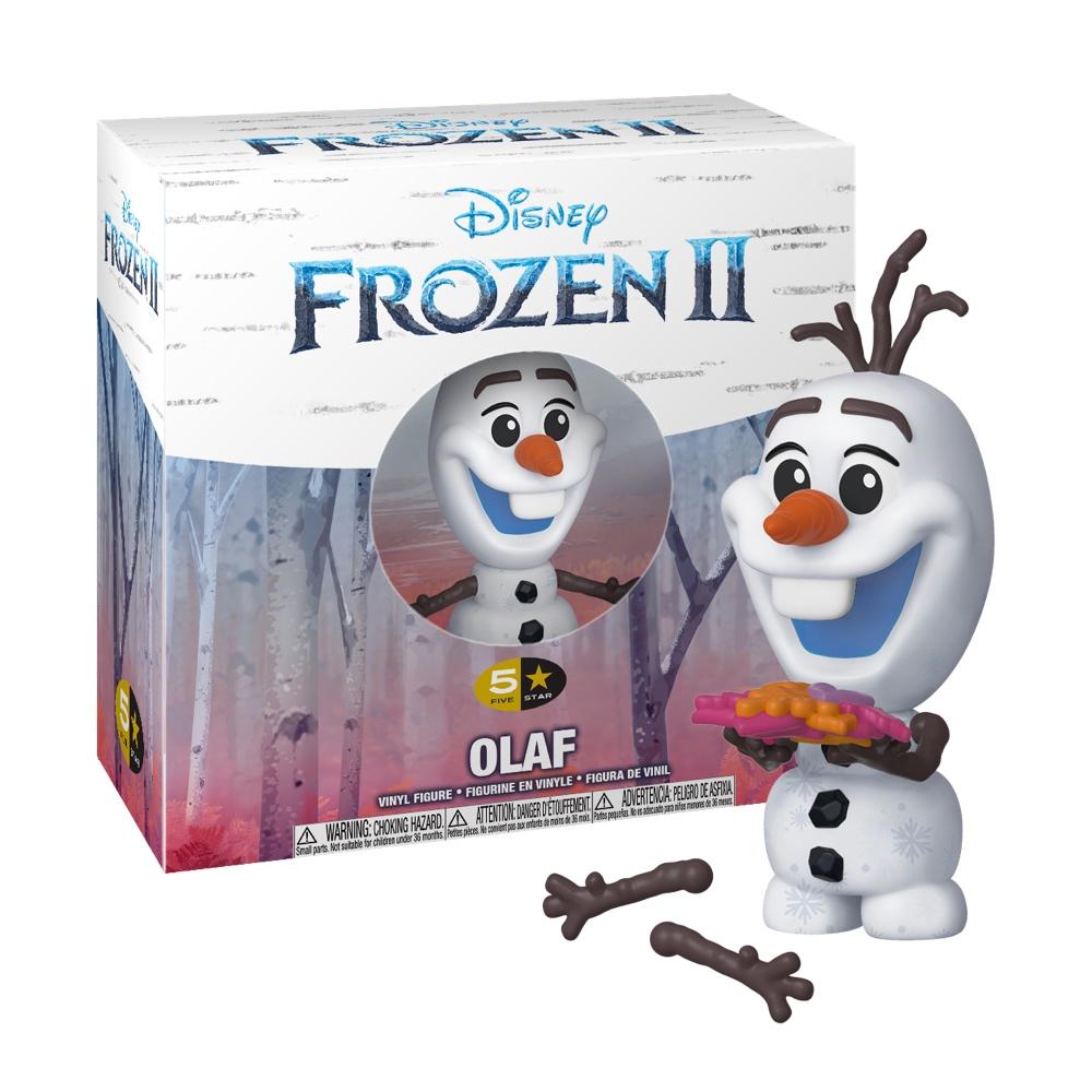 Фанко ПОП Олаф (Olaf 5 Star) из мультфильма Холодное сердце 2