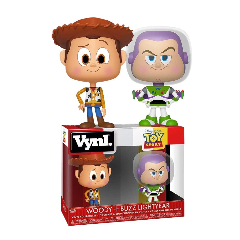 Вуди и Базз Лайтер Винл. (Woody and Buzz Lightyear (PRE-ORDER) Vynl.) из мультика История игрушек