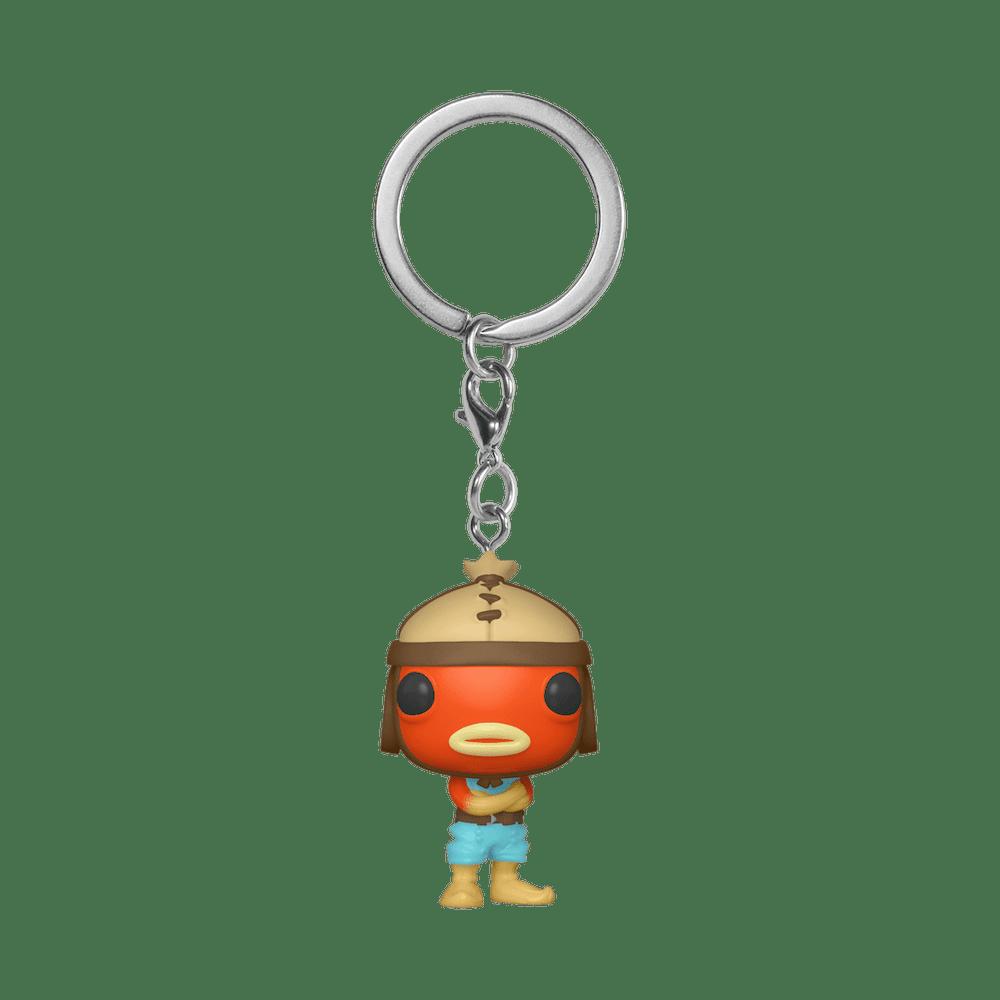 Фанко ПОП Карась брелок (Fishstick Keychain) из игры Фортнайт