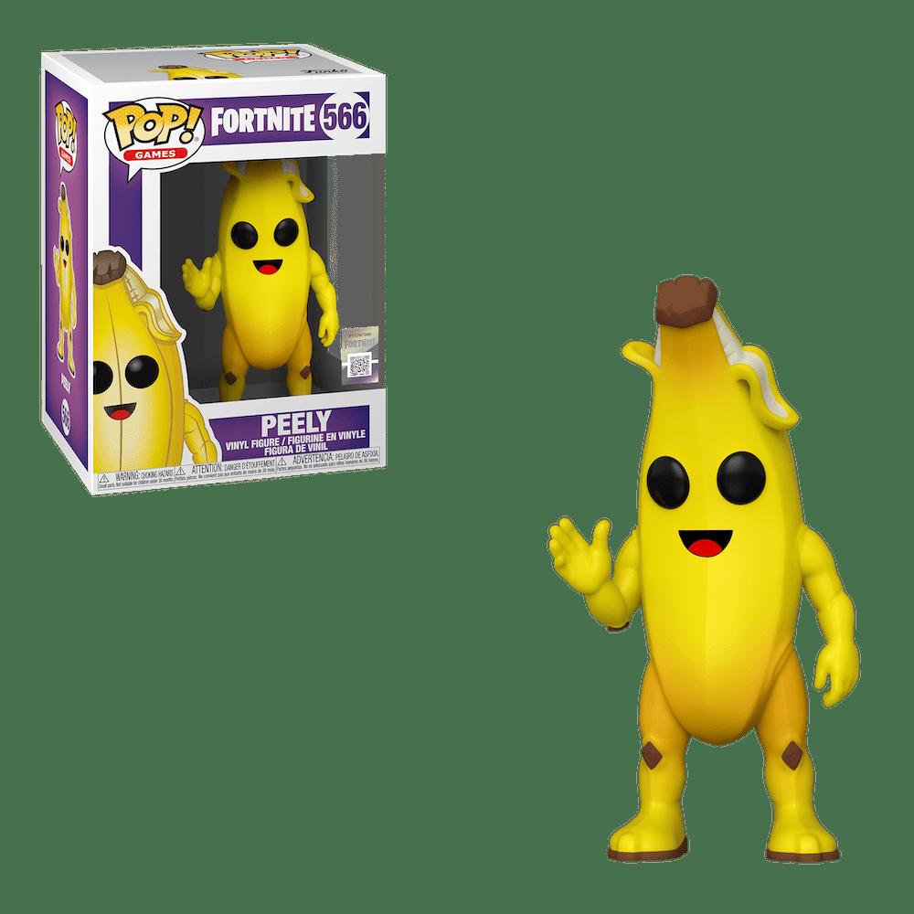 Фанко ПОП Банан (Peely) из игры Фортнайт