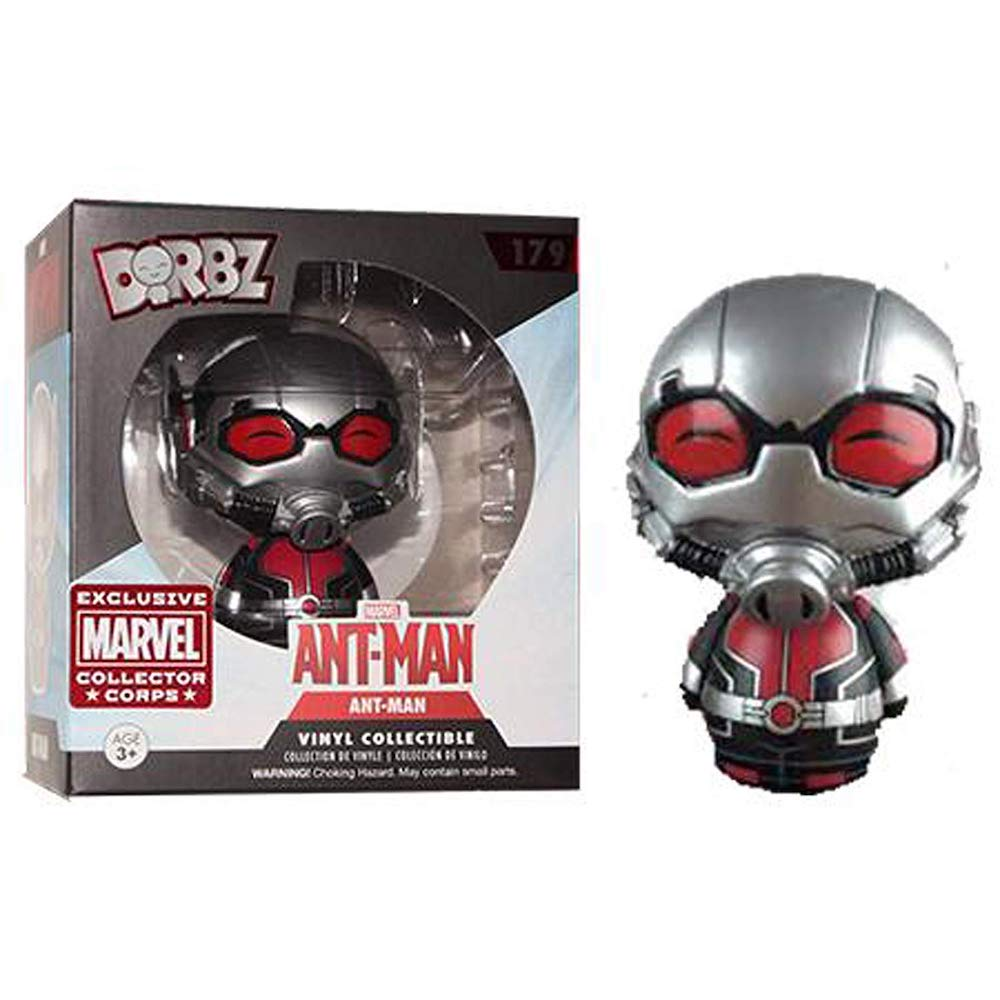 Человек-муравей Дорбз (Ant-Man Dorbz (Vaulted)) из комиксов Марвел