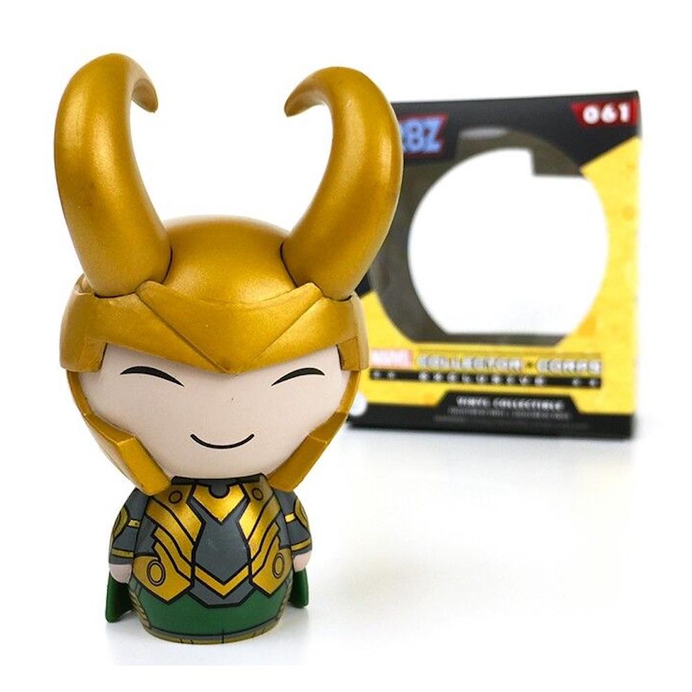 Локи Дорбз (Loki Dorbz (Эксклюзив)) из комиксов Марвел