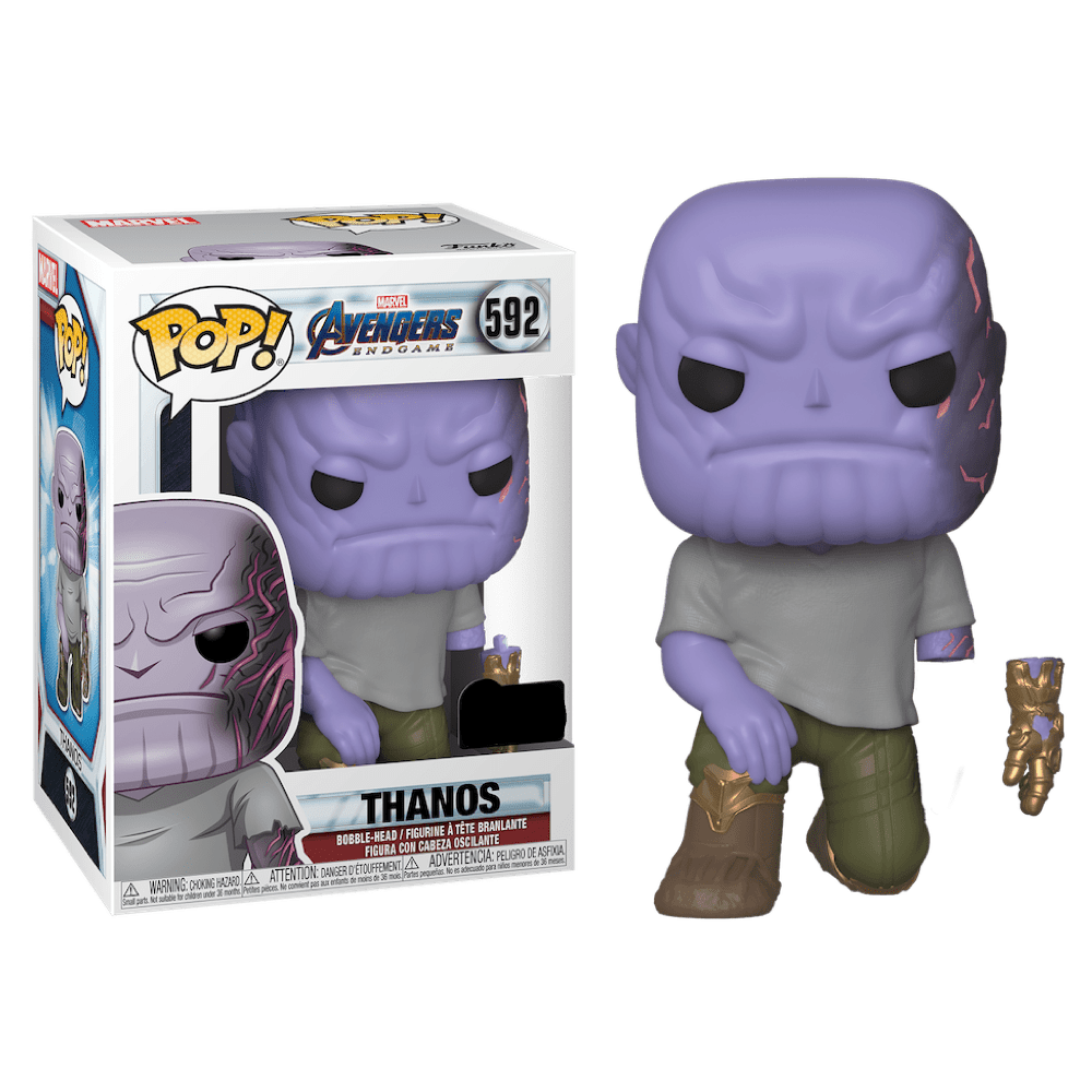Фанко ПОП Танос без руки (Thanos without hand (Эксклюзив ECCC 2020)) из фильма Мстители: Финал