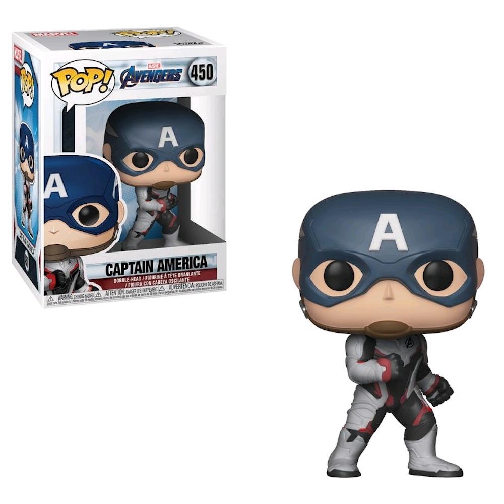 Капитан Америка в командной форме (Captain America in Team Suit) из фильма Мстители: Финал