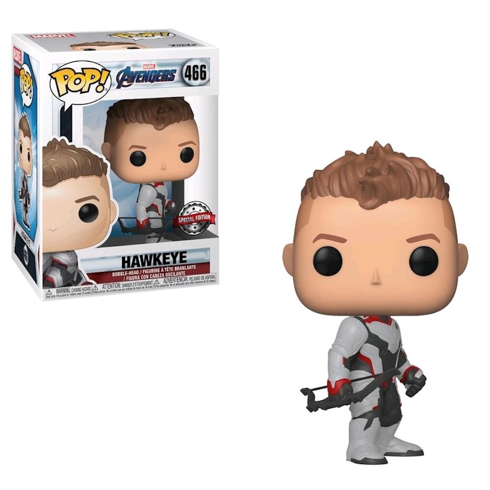Соколиный глаз в командной форме (Hawkeye in Team Suit (Эксклюзив Walgreens)) из фильма Мстители: Финал