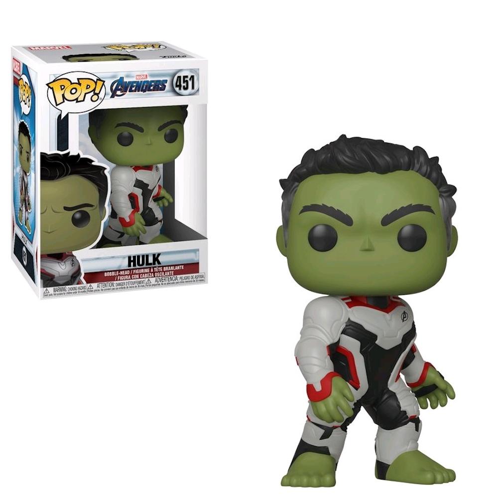 Халк в командной форме (Hulk in Team Suit) из фильма Мстители: Финал
