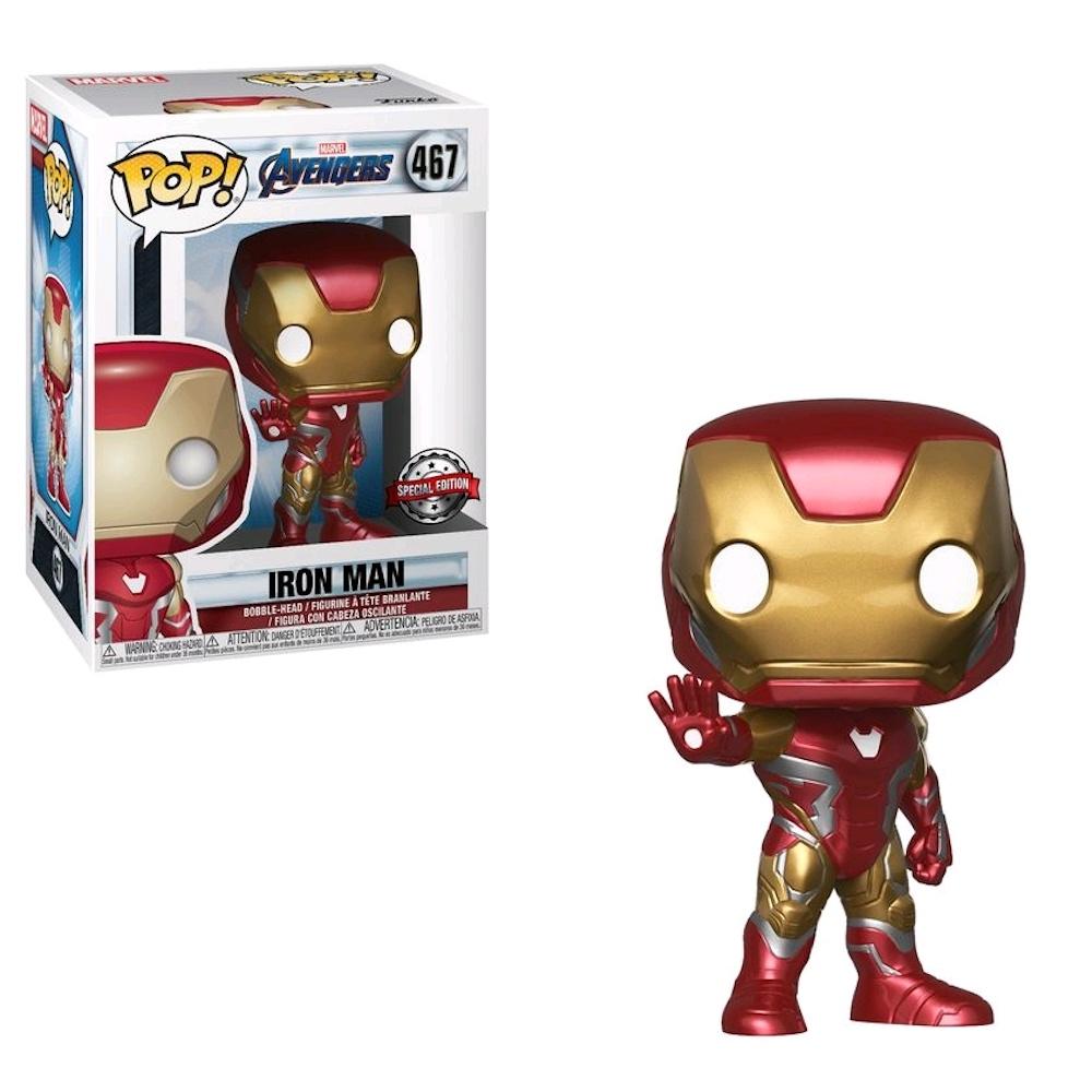 Железный человек (Iron Man (Эксклюзив BoxLunch)) из фильма Мстители: Финал