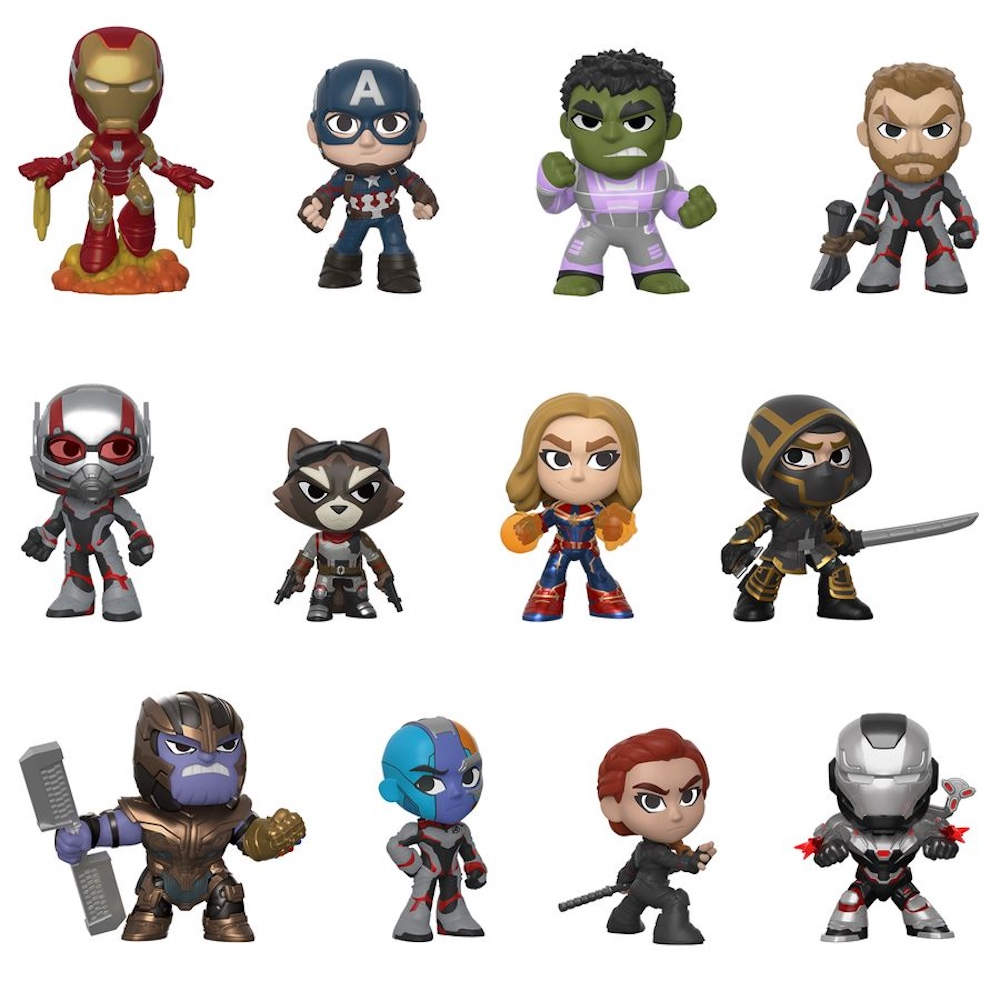 Avengers 4: Endgame - Mystery Minis Blind Box