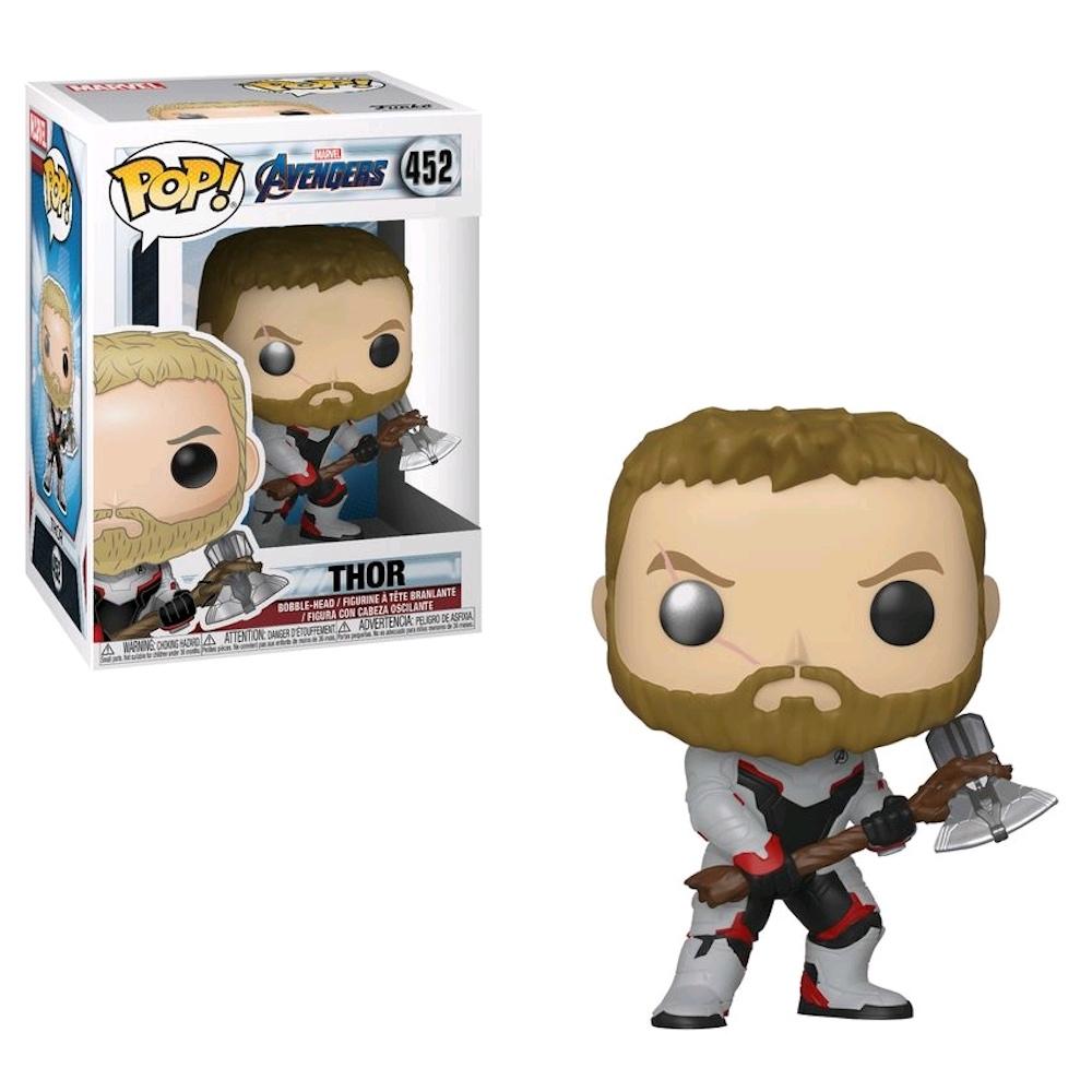 Тор в командной форме (Thor in Team Suit) из фильма Мстители: Финал