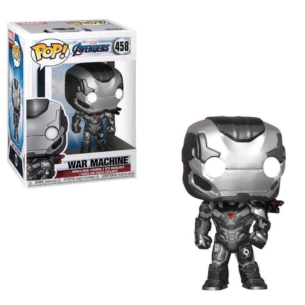 Воитель (War Machine) из фильма Мстители: Финал