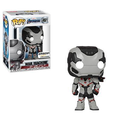 Воитель в командной форме (War Machine in Team Suit (Эксклюзив Amazon)) из фильма Мстители: Финал