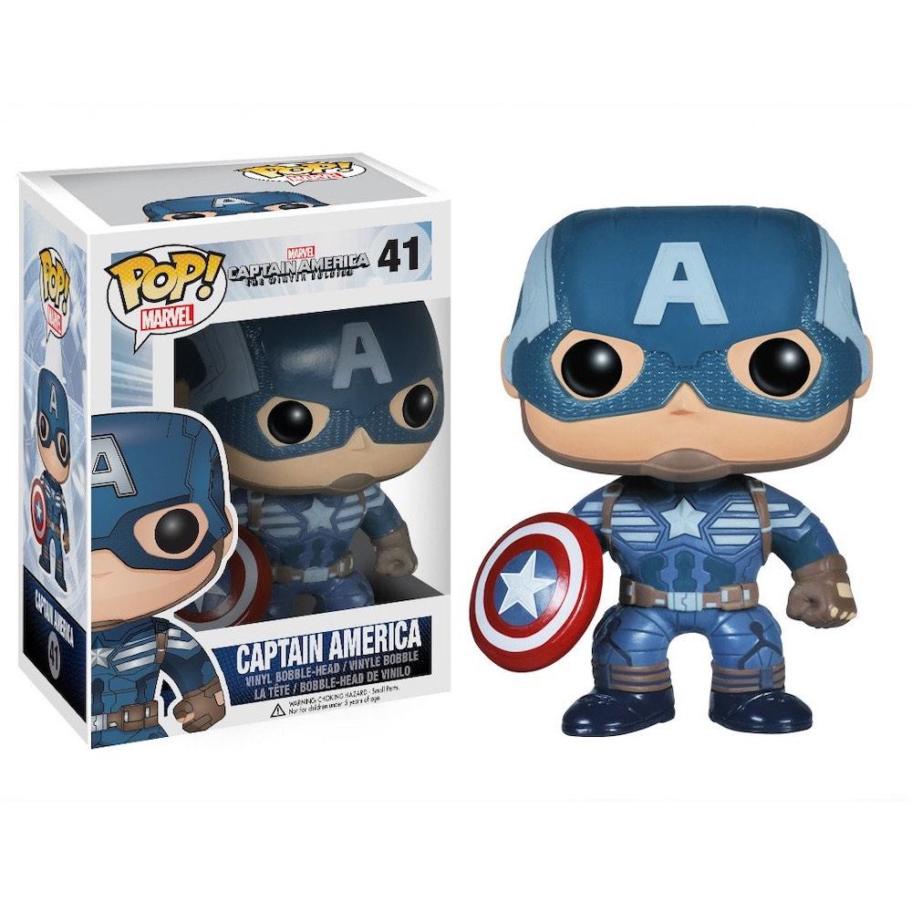 Капитан Америка (Captain America) из фильма Первый мститель: Другая война
