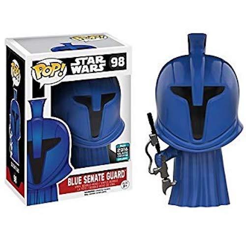 Стража Сената (Blue Senate Guard (Эксклюзив Galactic Convention 2016)) из фильма Звёздные войны