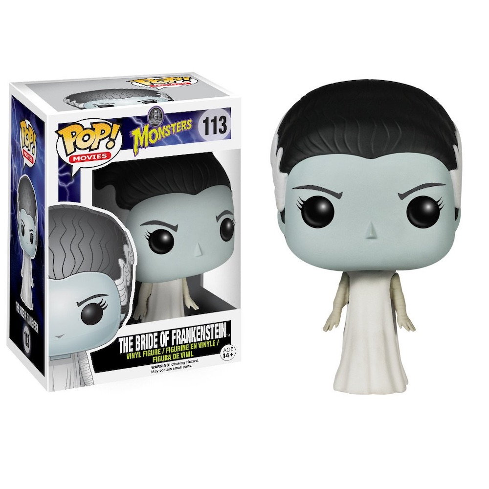 Невеста Франкенштейна (The Bride of Frankenstein (Vaulted)) из серии Монстры Universal