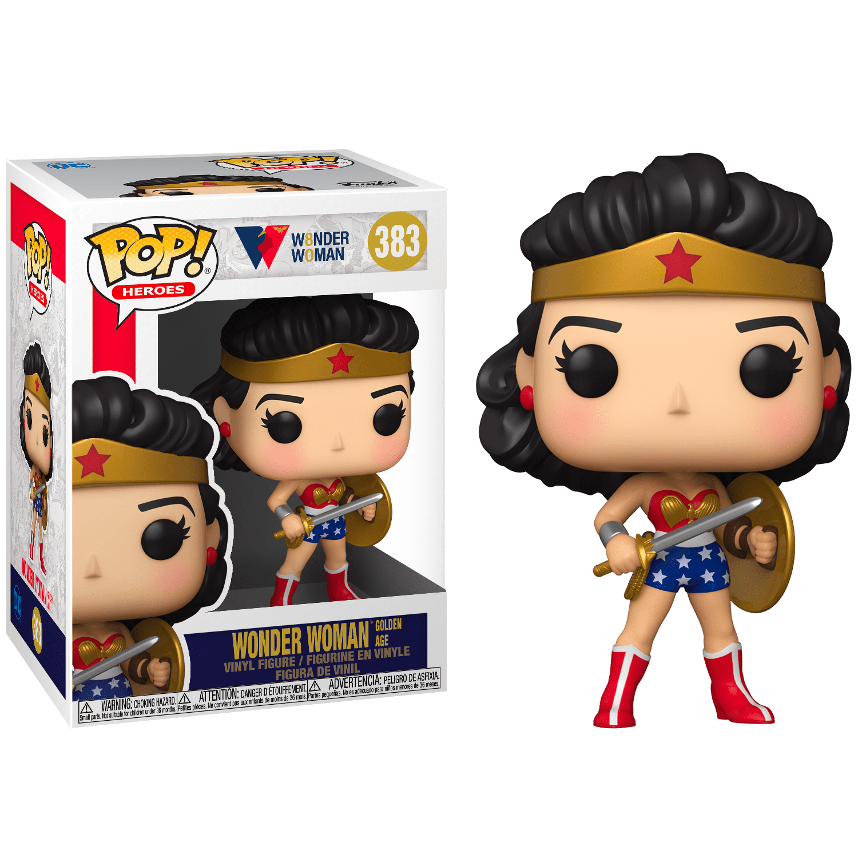 Чудо-женщина Золотой век (Wonder Woman Golden Age 80th Anniversary) из комиксов ДС комикс