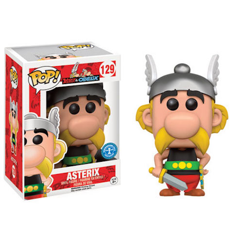 Астерикс (Asterix) из мультика Астерикс и Обеликс