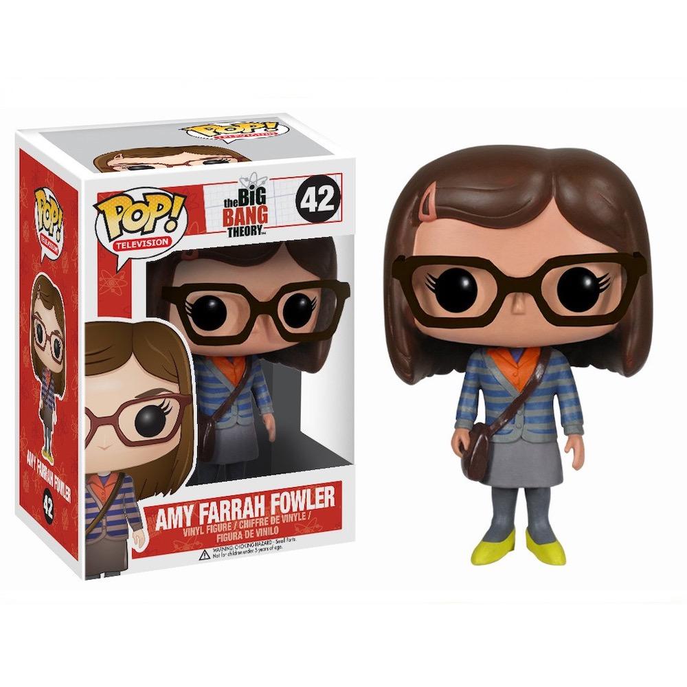 Эми Фара Фаулер (Amy Farrah Fowler) из сериала Теория Большого взрыва