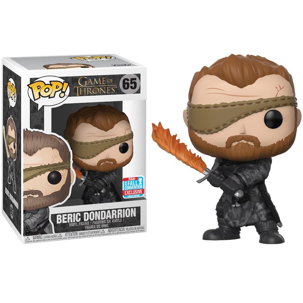 Берик Дондаррион Beric Dondarrion Игра престолов