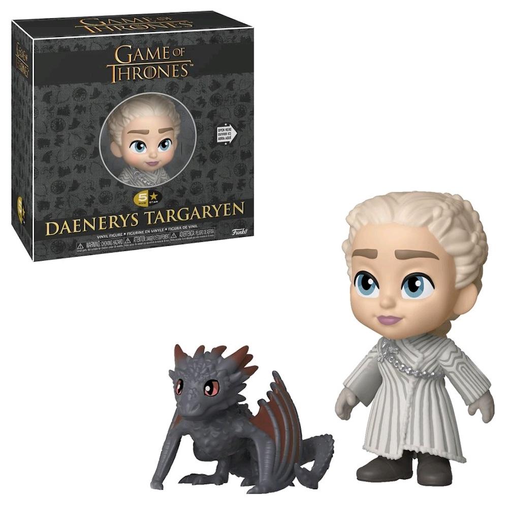 Дейенерис Таргариен (Daenerys Targaryen 5 star) из сериала Игра Престолов HBO