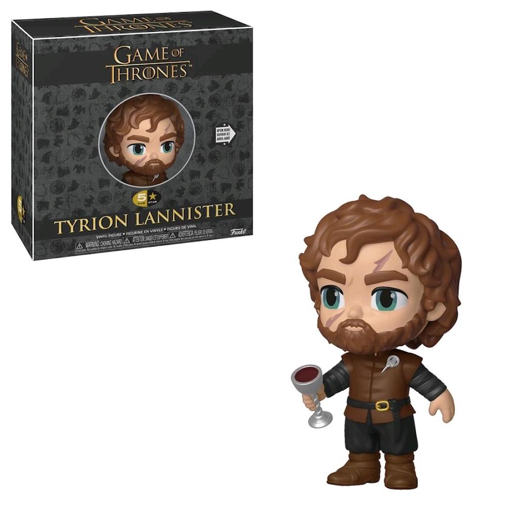 Тирион Ланнистер (Tyrion Lannister 5 star) из сериала Игра Престолов HBO