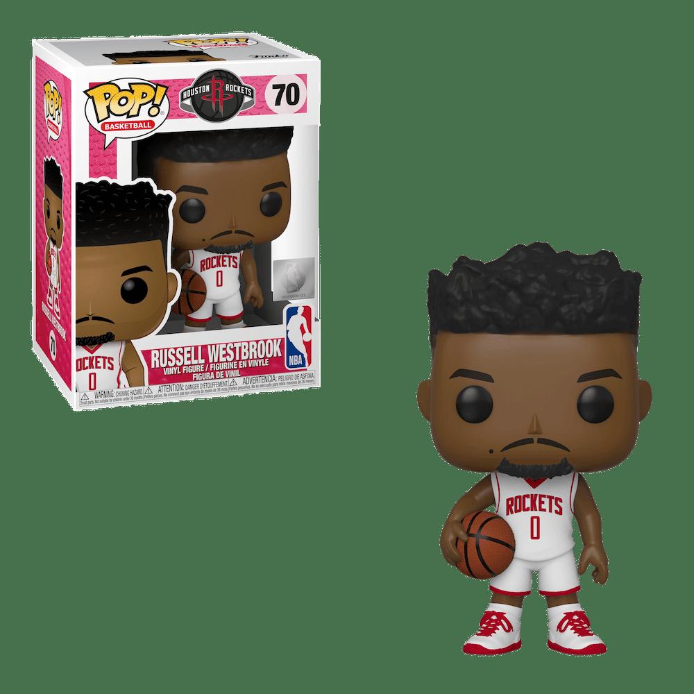 Фанко ПОП Расселл Уэстбрук Хьюстон Рокетс (Russell Westbrook Houston Rockets) из Баскетбол НБА