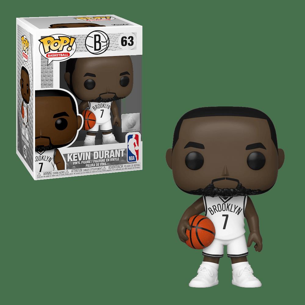 Фанко ПОП Кевин Дюрант Бруклин Нетс (Kevin Durant Brooklyn Nets) из Баскетбол НБА