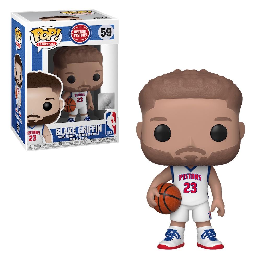 Фанко ПОП Блейк Гриффин Детройт Пистонс (Blake Griffin Detroit Pistons) из Баскетбол НБА