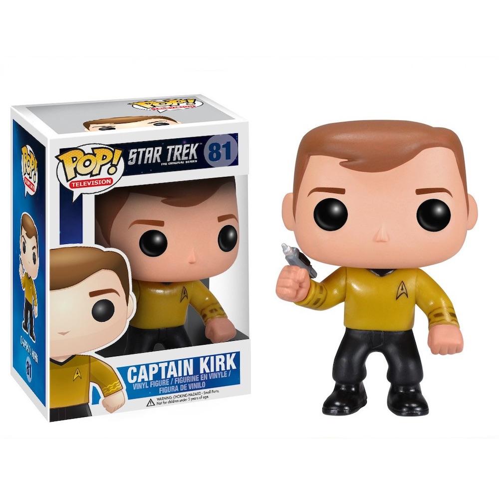 Капитан Кирк (Captain Kirk) из сериала Стартрек