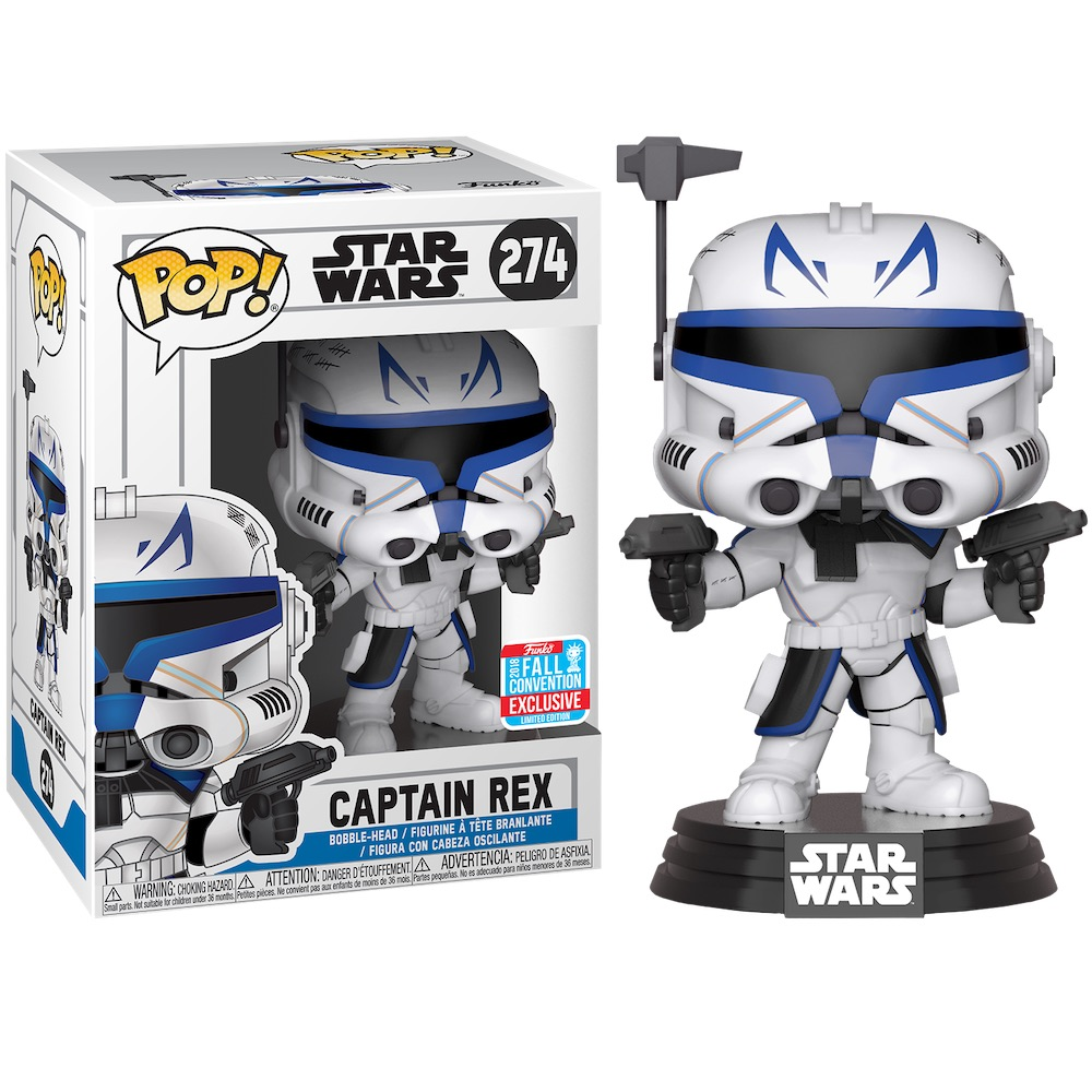Капитан Рекс Captain Rex Звёздные войны: Войны клонов