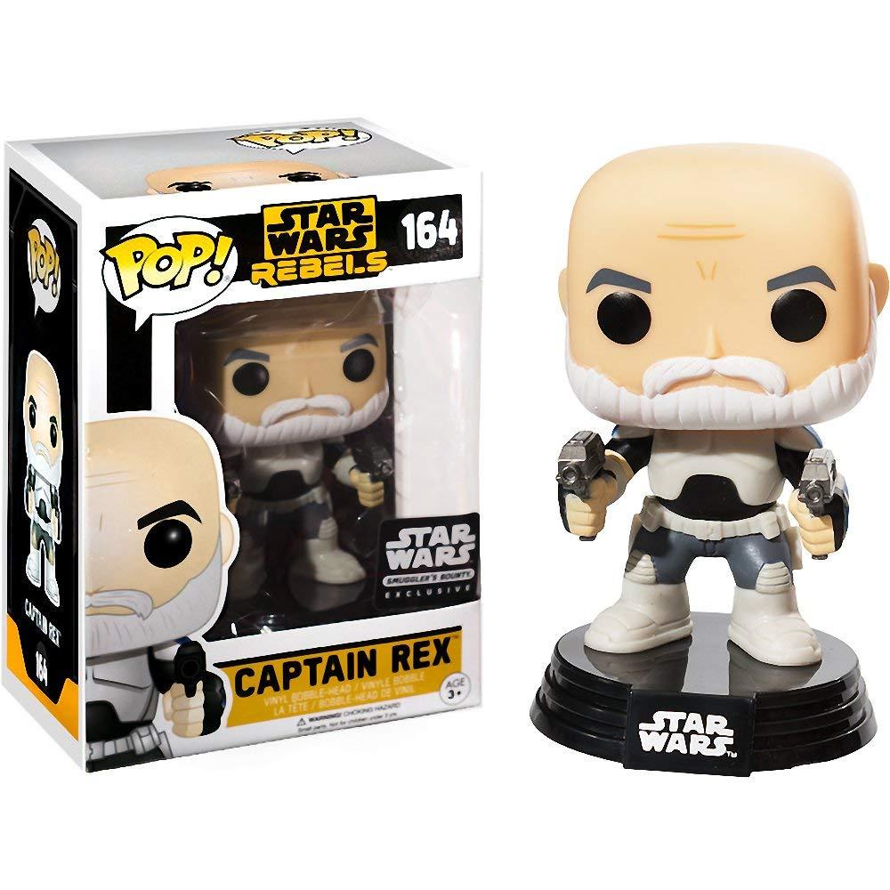 Капитан Рекс (Captain Rex (Эксклюзив)) из мультика Звёздные войны: Повстанцы